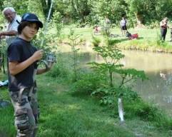 Fête de la pêche 2011